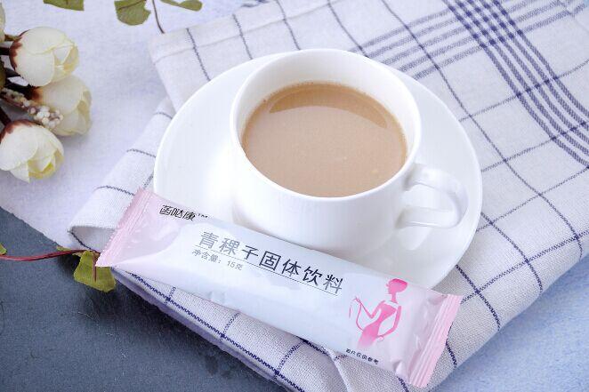 青稞子固体饮料OEM