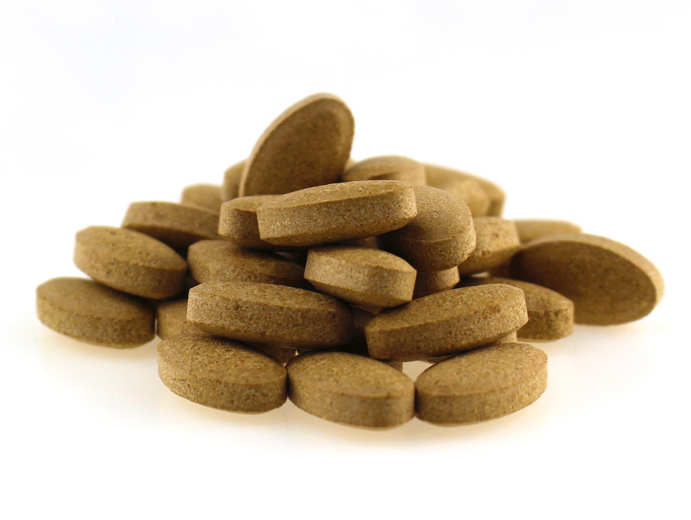 DHA藻油片压片糖果代加工