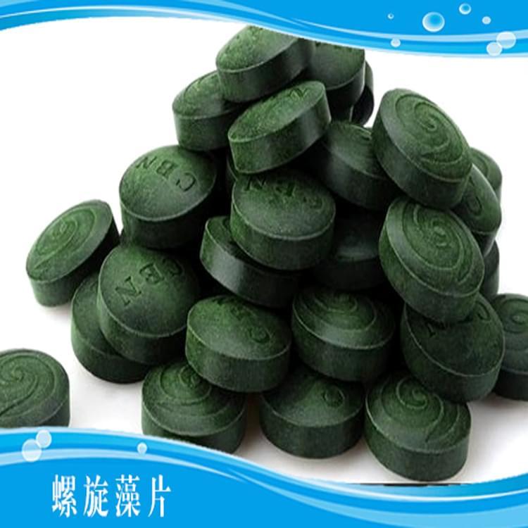 螺旋藻压片