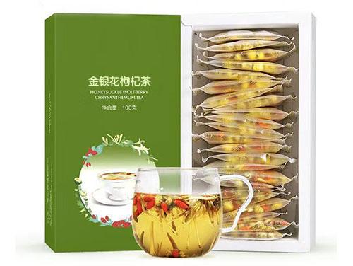 金银花枸杞茶OEM