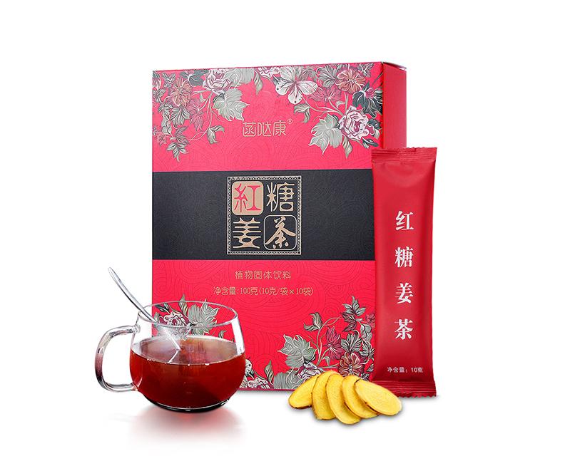 红糖姜茶批发代理